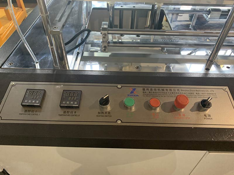 ZX-RB Automatic Lunch Box Making Machine 8